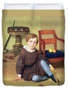 Childhood Duvet Cover