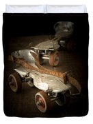 Childhood Memories Duvet Cover by Edward Fielding