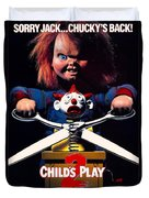 Childs Play 2  Duvet Cover