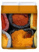 Chilli Powders 2 Duvet Cover
