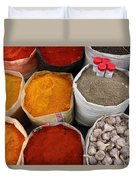 Chilli Powders 4 Duvet Cover