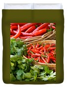 Chillies 04 Duvet Cover
