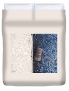 Chimay Wine Cork Duvet Cover
