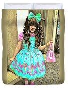 China Town Girl 2013 Duvet Cover