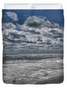 Chincoteague Beach Duvet Cover