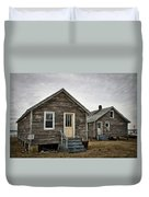 Chincoteague Shanty Duvet Cover