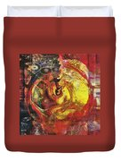 Chinese New Year Duvet Cover