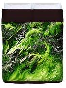 Chlorophylle Duvet Cover