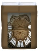 Choir Vault St Thibault Duvet Cover