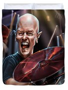 Chris Slade Duvet Cover