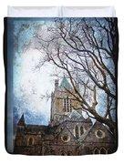 Christ Church Cathedral Dublin Duvet Cover