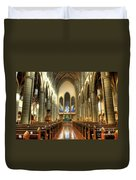 Christ Church Cathedral Victoria British Columbia Duvet Cover