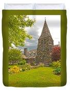 Christ Church Episcopal - Waltham Duvet Cover