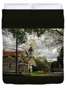 Christ Church Duvet Cover