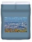 Christchurch City Duvet Cover