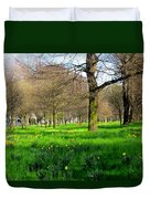 Christchurch Gardens Duvet Cover