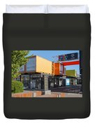 Christchurch Restart Containers Duvet Cover