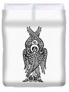 Christianity Tetramorph Duvet Cover