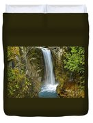 Christine Falls Duvet Cover