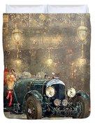 Christmas Bentley Duvet Cover