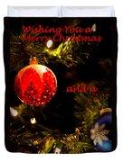 Christmas Best Duvet Cover