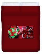 Christmas Candy - Candy Dish - Sweets - Treats Duvet Cover