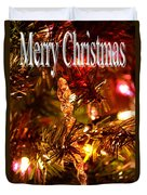 Christmas Card 1 Duvet Cover