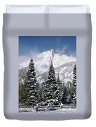 Christmas Card Perfect Duvet Cover