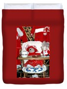 Christmas Delights Duvet Cover