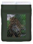 Christmas Leopard II Duvet Cover
