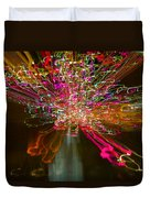Exploding   Lights  Duvet Cover