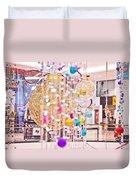 Christmas Lights V2 Duvet Cover
