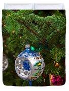Christmas Bling #6 Duvet Cover