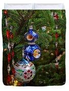 Christmas Bling #7 Duvet Cover
