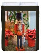 Christmas Sentinel  No 1 Duvet Cover