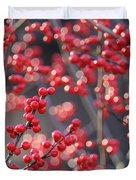 Christmas Sparkles Duvet Cover