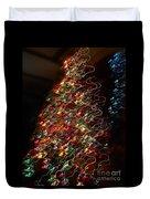 Christmas Tree 2014 Duvet Cover