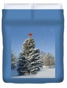 Christmas Tree Duvet Cover