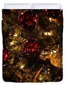Christmas Tree Ornaments 3 Duvet Cover
