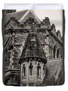 Christs Church - Dublin Ireland Duvet Cover