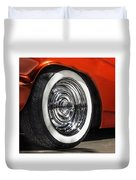 Chrome Bullets Duvet Cover
