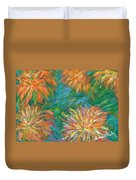 Chrysanthemum Shift Duvet Cover