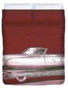 Chrysler 50's Concept Duvet Cover