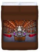 Chuang Yen Buddhist Monastery Duvet Cover