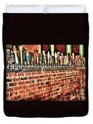 Chug Duvet Cover by Debbi Granruth