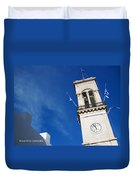 Church Belfry Duvet Cover