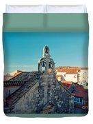 Church Bells Duvet Cover