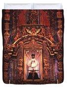 Church Icon - 84 Duvet Cover