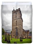 Church Of Holy Rude Duvet Cover
