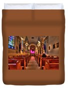 Church Of Saint Louis Duvet Cover